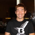 【UFC MACAO】福田力「試合前から、ワクワクしていました」
