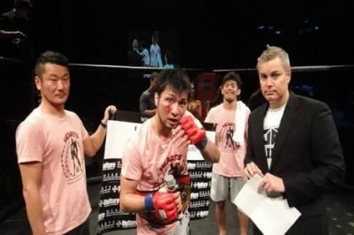 【FURY MMA】伊禮真也の勝利を大沢ケンジがリポート