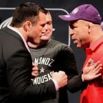 【UFC175】ヴァンダレイに代わりヴィトーが、ソネンと対戦へ
