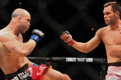 【UFC147&FX04】カード変更、ブラジル大会はシウバ×フランクリンに