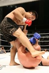 【SMC】吉田秀彦も唖然、村田が33秒TKO負け