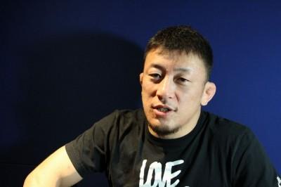 【UFN34】UFC出陣、川尻達也(02)「チョー面倒くさい相手」