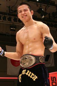 【WEC37】米国初見参、世界二冠へ 田村彰敏