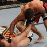 【UFC106】チアゴ勝利、ヴォルクマンはスタイル見直しを
