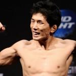 【UFC173】対戦相手変更の水垣 「強敵という意味で変わりない」