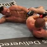 【UFC110】ライトル一本勝ち、クラシカル・ニー・バー披露