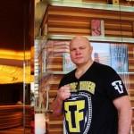 【UFC JAPAN】師シュクライバーが語るシュトルーフの才能