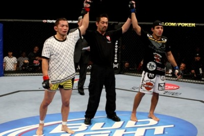【UFC106】宇野はドロー、グリフィンはオーティズ超え