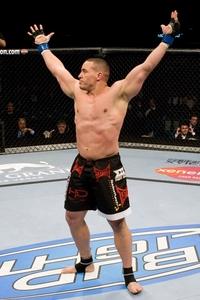 【UFC92】バリー、ローキックでエバンセンを破壊