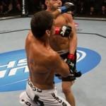【UFC109】新鋭チアゴ、コスチェックに続く大物狩り