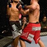 【UFC91】スティーブンスが起死回生の一撃