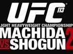UFC113 MACHIDA vs SHOGUN 2 主要試合レポート