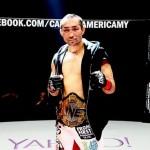 【OFC14】鈴木信達がウェルター級王者に。日本人で3階級制覇
