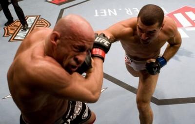 【UFC93】ダン、ショーグン、コールマン PRIDE勢悲喜交交