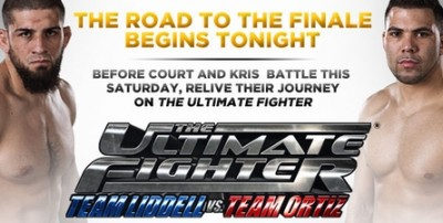 The Ultimate Fighter 11 FINALE 主要試合レポート