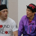 【PXC40】田中×水垣(03)「UFCという環境に揉まれたい」(田中)