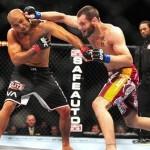 【UFC127】BJ×フィッチはドロー、福田は不可解判定に涙