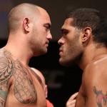 【UFC FX05】ブラウン、ペイザォンがUFC史上、最長の睨み合い??