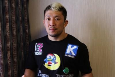 【Strikeforce】「日本人でもやれる。関係ねぇよって」(廣田瑞人)