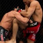 """【UFC109】""""魂のオヤジ対決""""クートゥアーが一本勝ち"""