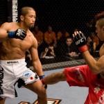 【UFC89】郷野が11ヵ月ぶり復帰戦で惜敗