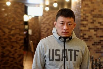 【UFN34】UFC出陣、川尻達也(01)「強くなり続けるには……」
