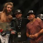 【UFC FOX05】TUF15覇者キエーサが無念の凱旋マッチ欠場に