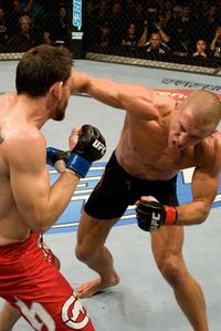 【UFC87】GSPが完全防衛。BJ・ペンと最強対決へ