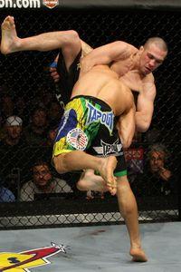 【UFC104】工夫なき展開も、チバウが勝利