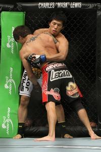 【UFC132】ボーウルズ戦を終え、水垣偉弥インタビュー01