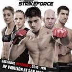 【Strikeforce】10/9 サンノゼhpパビリオン大会が正式発表