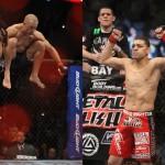 【UFC158】難攻不落GSPに対し、ニックは乾坤一擲の勝負??