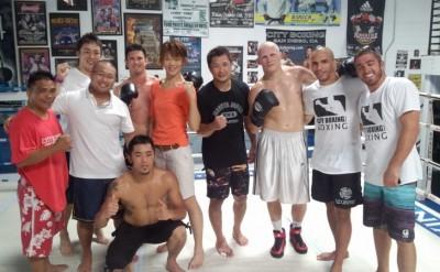 【Strikeforce】HIROKOが現地で最終調整「コンディションは良いです」