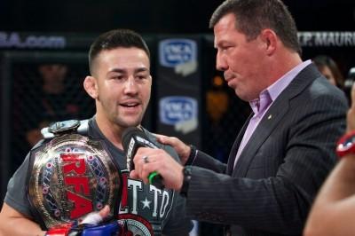 【UFC170】ブラジルの武芸百般ムニョスが、オクタゴン初陣へ