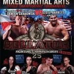 【BFC25】 20日(金)22時より「MMAチャンネル」で無料放送