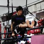 【UFC JAPAN】水垣偉弥「下りながら打つ練習はしています」