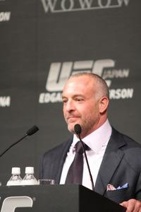 "【UFC144】記者会見開催、本場の雰囲気を〝さいたま""に"