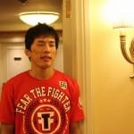 【UFC MACAO】水垣偉弥「なぜ、あんなに涙が出たのか分からない」