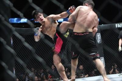 【Interview】Gloryベルギー大会にTRIBE TOKYO MMAの白井出陣