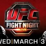 UFC FIGHT NIGHT Florian vs Gomi 全試合結果up