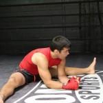 【Interview】UFC FOX04 ベイダー戦へリョート「距離をコントールする」