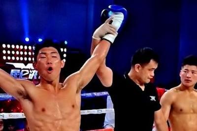 【Kunlun Fight】宮越慶二郎、延長戦で勝利もぎ取る