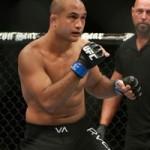 【UFC137】巧妙な軸足移動=BJ、出所不明のニックの拳