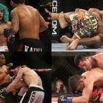 【UFC FX05】ペイザォン×ブラウン戦の大会で、フライ級WARS勃発