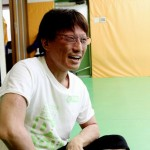 【Interview】塩田Gozo歩(03)、「日本でヒジ有り、カットマンは??」