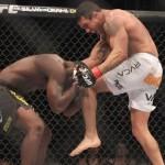 【UFC142】ヴィトーが体重無視のジョンソン退治