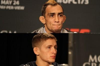 【UFC173】ファーガソン、菊野、ホールズワースの談話