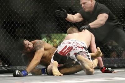 【MMA SALON】BFC36 ライト級トーナメント開幕戦