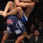 【UFC116】ハリス、苦しい展開もスラムで決着