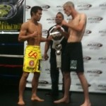 【XFS02】ジャクソンズで修行、金原正徳が北米MMA初陣